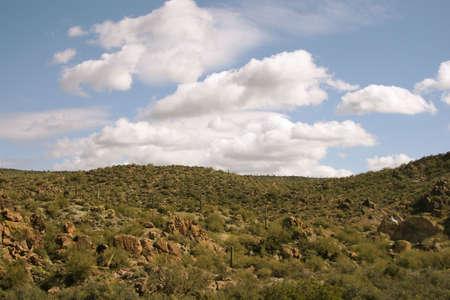 Superstition Mountain Trail Arizona