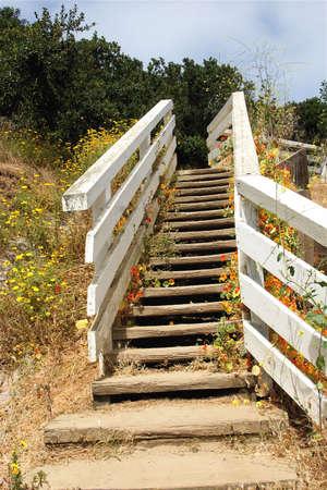 Sea Side Stair Way