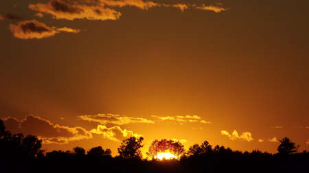 Sunset Stock fotó