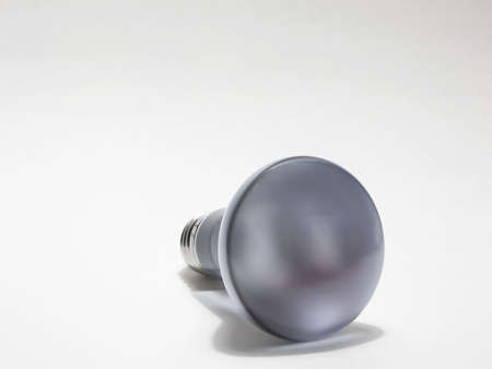 Photo of a flood light isolated on a white background Stock Photo - 666004
