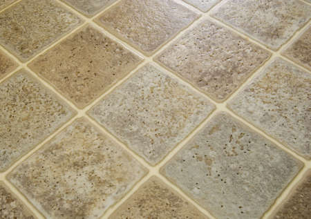 tiles floor: Linoleum tile flooring