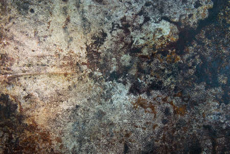 corroded: Corroded metal texture Stock Photo
