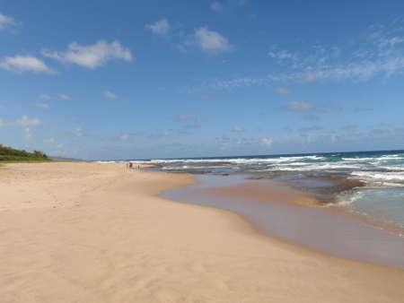 east coast: Barbados Beach on East Coast