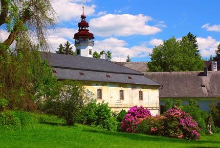 Romantic State Renaissance Chateau of Velke Losiny  Czech Republic, Eastern Europe