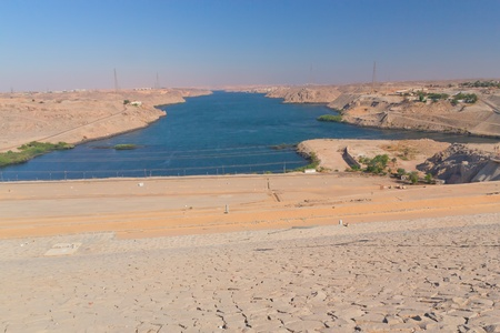 This plant produces over 70  of electricity consumption in Egypt