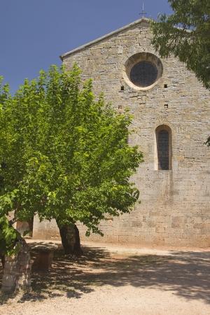 vacance: Il monastero cistercense di Thoronet in Provenza Francia