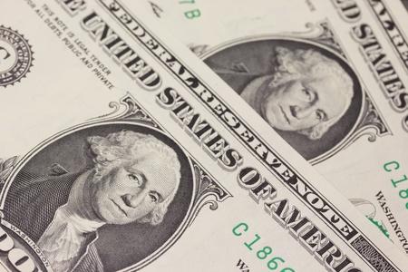 letra de cambio: Fondo con información detallada de las cuentas de dinero en dólares