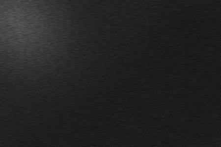 닦았 검은 금속 배경의 패턴입니다. 부드러운 조명 이미지의 상부 좌측 및 하부 좌측에있다 ..