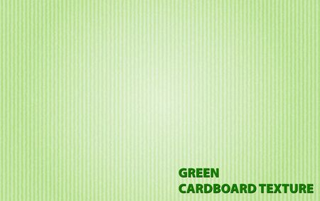 businesscard: Background template with green cardboard texture illustration Illustration