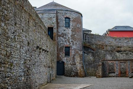 Dungarvan Castle Inside the Walls Éditoriale