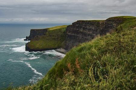 Cliffs of Moher Irish Coast