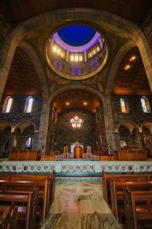 St. Nicholas Cathedral Galway Editöryel