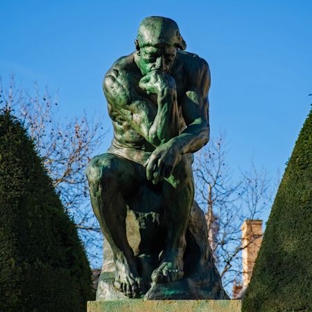 The Thinker in France Editorial