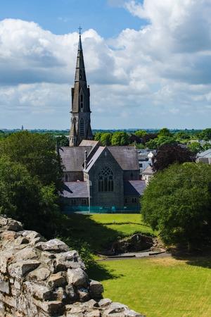 Trim Castle Abbey Ireland
