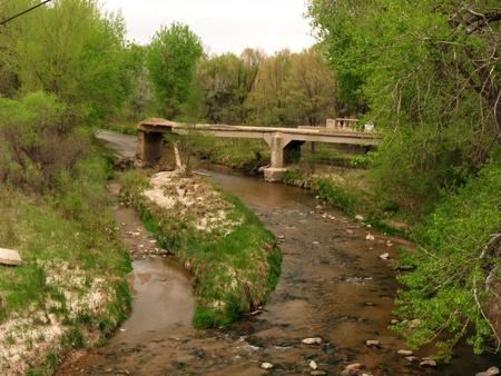 Old Fountain Creek Bridge