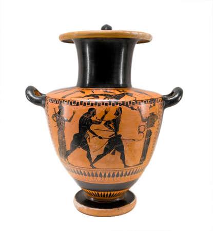 Ancient Greek Vessel