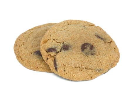 Chocolate Chip Cookies Stok Fotoğraf