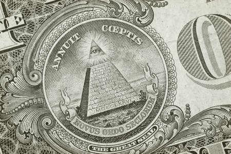 Dollar Pyramid Detail