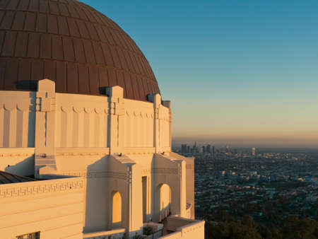 Griffith Observatory in Los Angeles photo