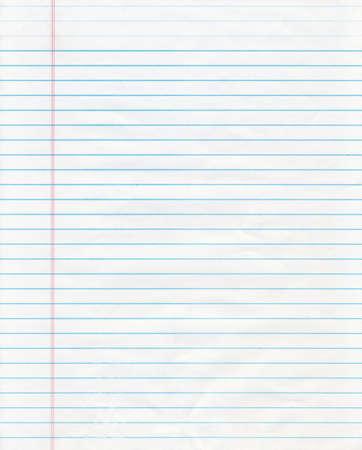 Notebook di carta Archivio Fotografico - 37612404