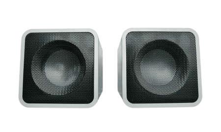 Stereo Speaker Isolated