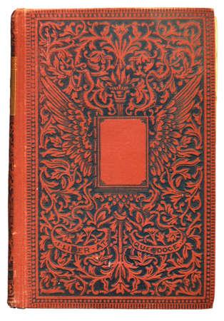 portadas: Cubierta de libro viejo Foto de archivo