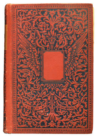 old book cover: Old Book Cover