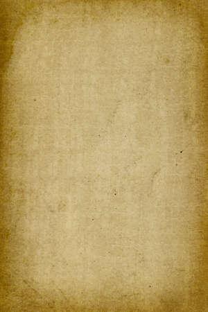 yellowed: Vintage Paper