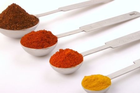 Measures of spices - 2 photo