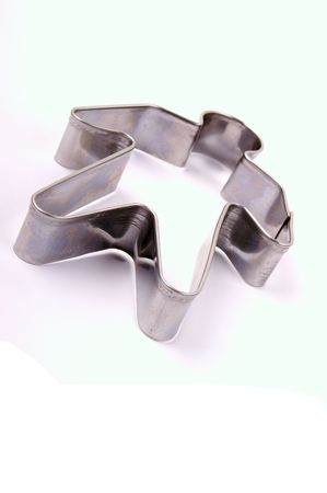pastry cutters: Pastry Cutters - Man Shape Stock Photo