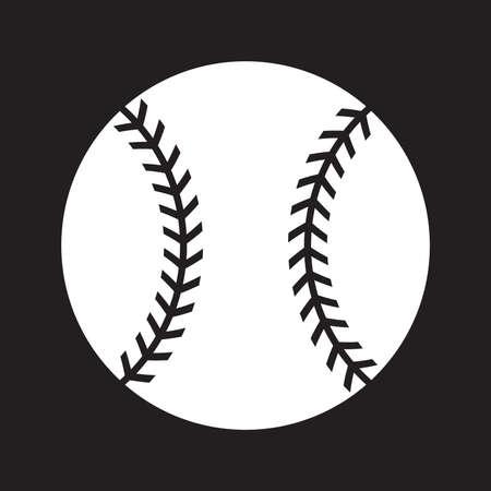 野球ベクトル アイコン