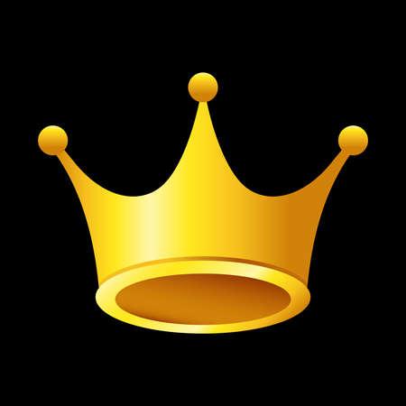 coronation: Crown Vector Icon