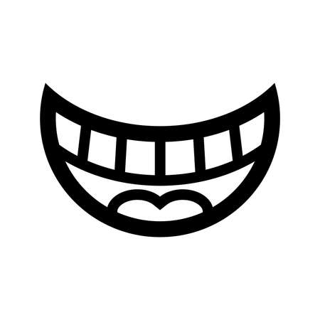 Smile Vector Icon