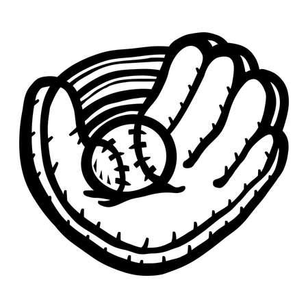 guante de beisbol: Guante de B�isbol