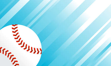 infield: Baseball background Illustration