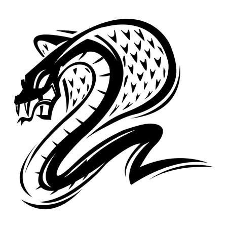 Cobra  イラスト・ベクター素材
