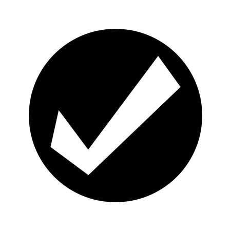 confirm: Check Mark Vector Icon