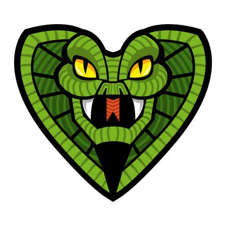 king cobra: Cobra Illustration