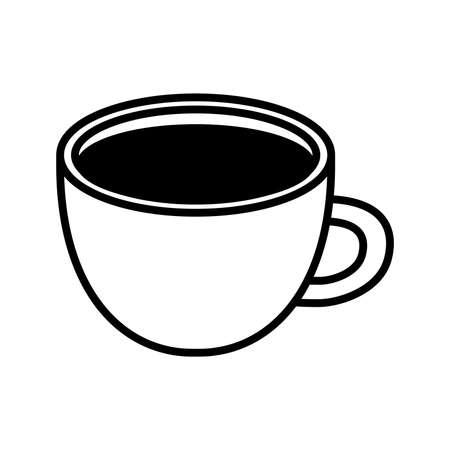 Coffee cup vector icon Stock fotó - 49536854