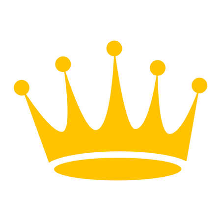 crown king: Crown Vector Icon