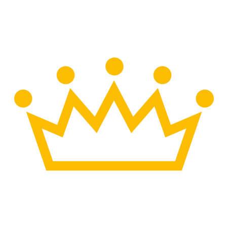 Crown Vector Icon