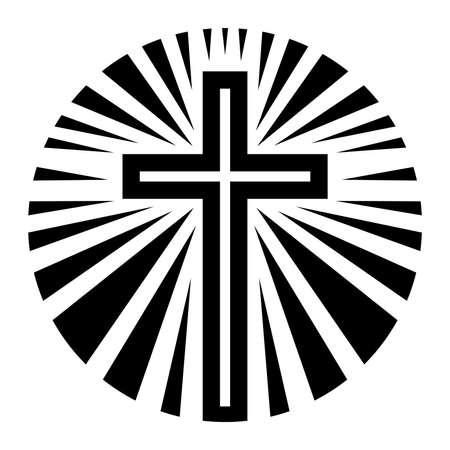 Christian Cross Çizim