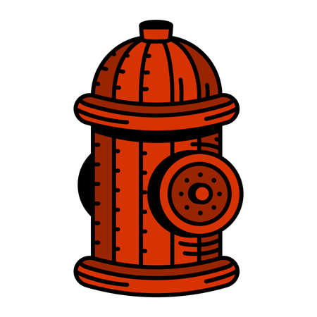 Fire Hydrant Stock Illustratie