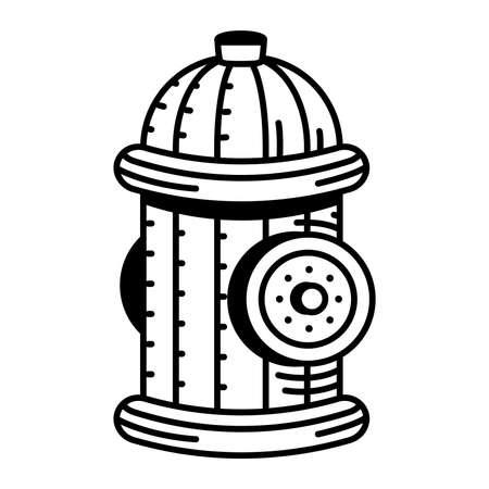hydrant: Fire Hydrant Illustration