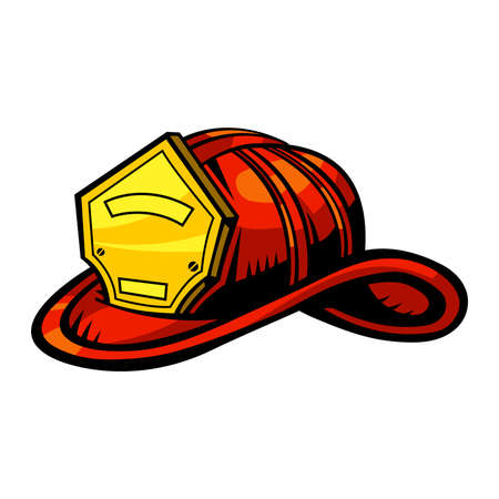 Firefighter Helmet 版權商用圖片 - 49668693