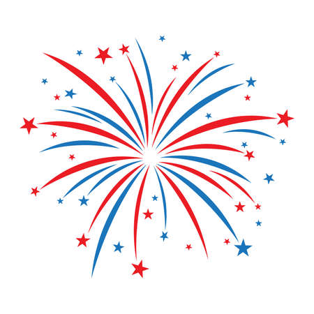 Fireworks Vector Icon