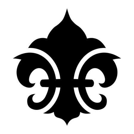 fleurdelis: Fleur de lis symbol