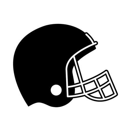 Football Helmet Vector Icon