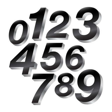 3d: 3D Block Numbers