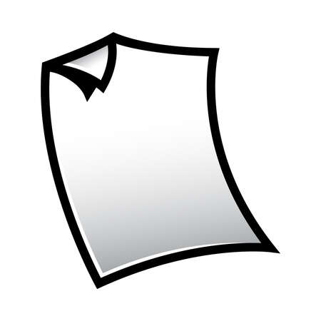 spreadsheets: Paper icon